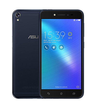 Asus Zenfone Live L1 Android Oreo (Go Edition) с 5,45-дюймовым дисплеем HD +