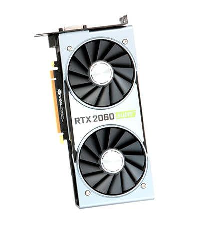 Обзор Nvidia GeForce RTX 2070 Super